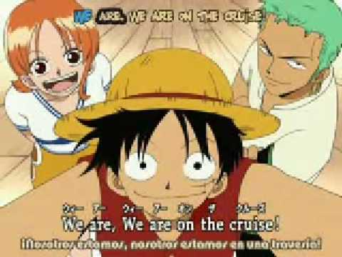 We Are - One Piece Karaoke