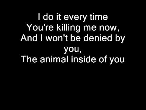 Neon Trees - Animal LIVE w/ lyrics