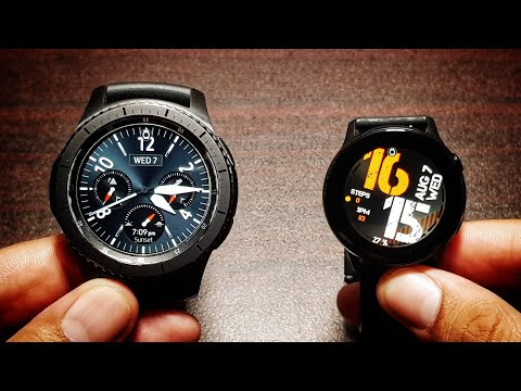 Download 5 major differences between Galaxy Watch Active and