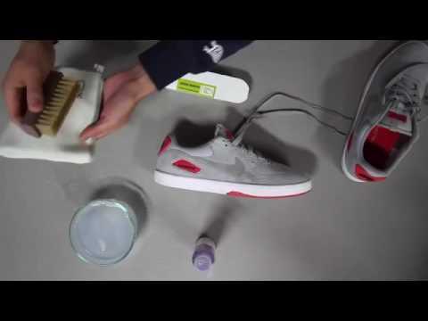 Jason Markk - Come Pulire Le Sneakers Scamosciate