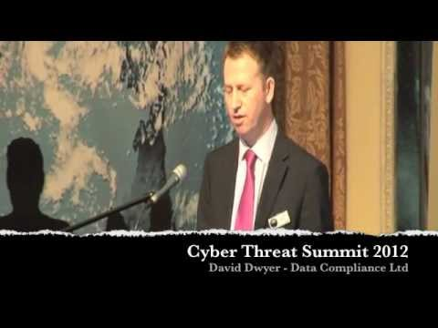 David Dwyer - Value of PII - Cyber Threat Summit