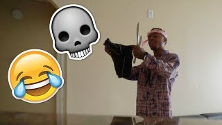 CHEATING PRANK ON BOYFRIEND!!! *HE BRINGS OUT A KNIFE😭* thumbnail