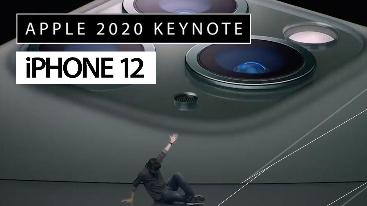 Full Apple Keynote 2020 Iphone 12 Youtube