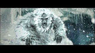 невиданное существо. снежный человек.документальный фильм
