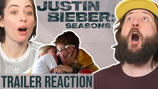 New Justin Bieber: Seasons (documentary series) - TRAILER REACTION
