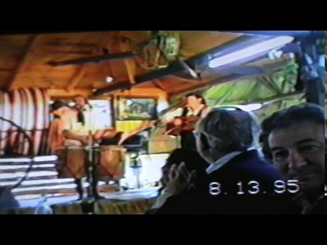 Ferroclub Argentino. Maniobras del tren antiguo y almuerzo en estancia de Capilla del Señor