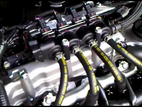 Altis 1.6E CNG Engine sound - CNG.3GP