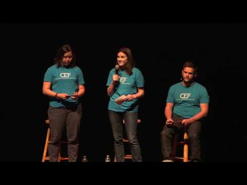 Homeless, and Outsaving Half of the United States | CEF Directors & Advocacy Choir | TEDxUNC