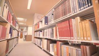 3階フロア案内(都立中央図書館バーチャルナビ12)
