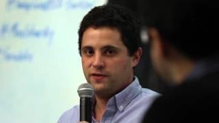 Maxim Lobovsky (CEO Formlabs) at Startup Grind Boston