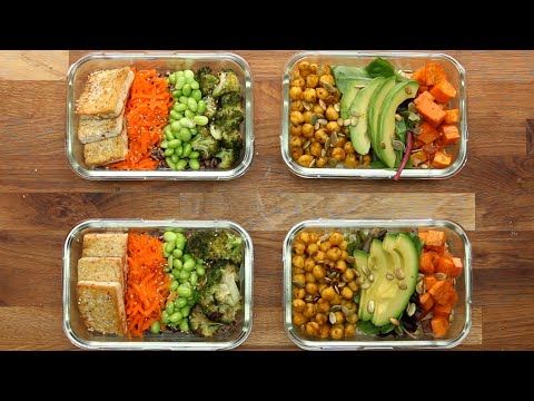 Download Youtube: Buddha Bowl Meal Prep