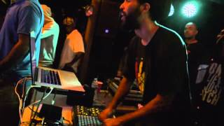 DUB IN THE RAINFOREST 4 - part 2 - I Grade Dub ft. Pressure, Volcano, Midnite, Junyah P