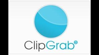 ClipGrab -  Letöltő a YouTube és más webhelyek számára