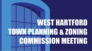 Town Planning and Zoning Virtual Meeting of May 3, 2021