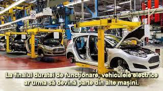 Economia circulară - un deziderat în producerea vehiculelor electrice