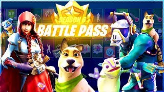 How to WASTE your MONEY on Fortnite SEASON 6 Battle Pass!
