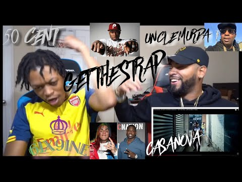 "Uncle Murda | 50 Cent | 6ix9ine | Casanova – ""Get The Strap"" (Official Music Video) 