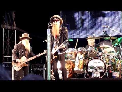 ZZ Top - I Gotsta Get Paid (Live in Copenhagen, July 24th, 2012)