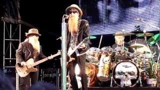 ZZ Top - I Gotsta Get Paid (Live in Copenhagen, July 24th, 2012)