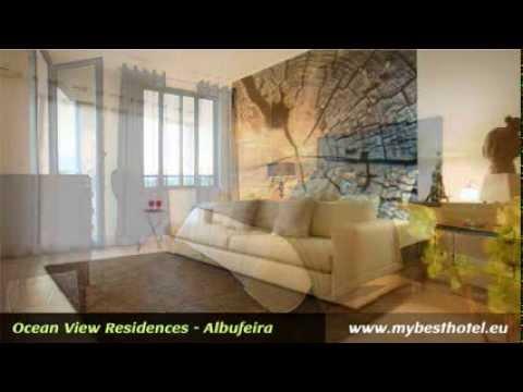 Ocean View Residences - Villas Albufeira Algarve Sun Rentals