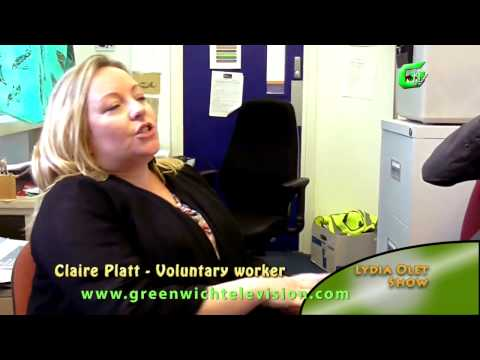 Interview with Stacy Smith  director Her Centre and Claire Platt   Voluntary worker