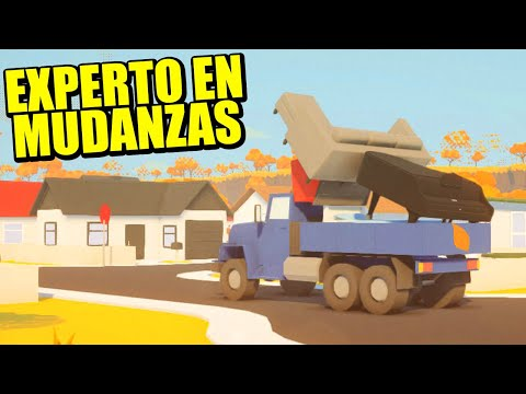 MUDANZAS EXTREMAS - RADICAL RELOCATION | Gameplay Español