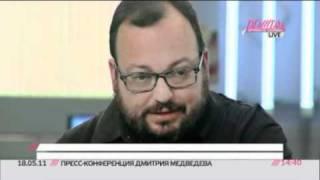 Медведев. 4 анекдота от Белковского