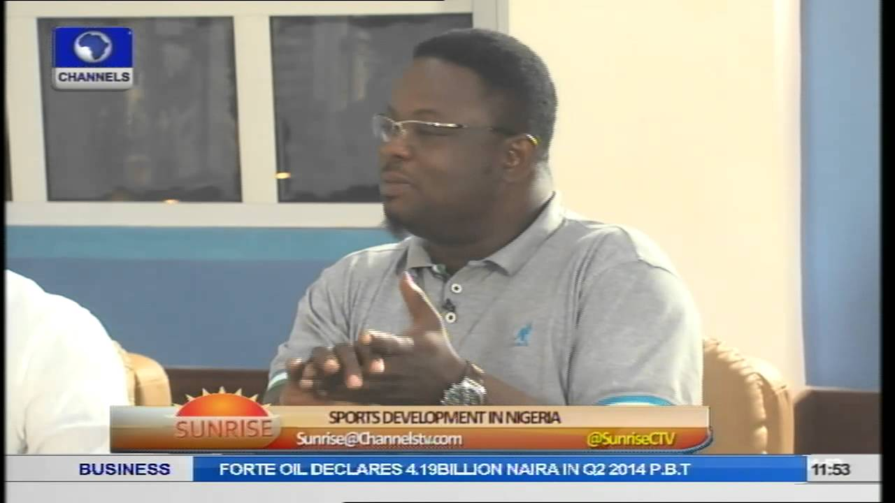 Sunrise: Coaches In Nigeria Sports Don't Understand Science Of Coaching  Pt.5
