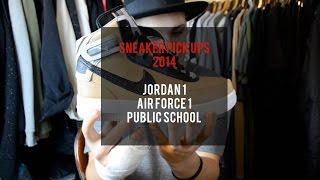 Sneaker Pickups 2014: Jordan 1, AF1, Public School Thumbnail