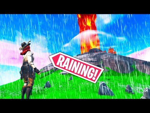 *NEW* RAIN WEATHER IN FORTNITE!! - Fortnite Funny WTF Fails and Daily Best Moments Ep. 1097
