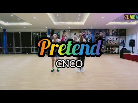 CNCO - Pretend Choreography ZUMBA  FITNESS  At Global Sport Center Balikpapan