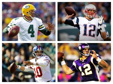 99 Yard TD Passes || Longest NFL Passes || Favre, Manning, Brady, Frerotte