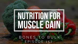 Nutrition For Gaining Muscle