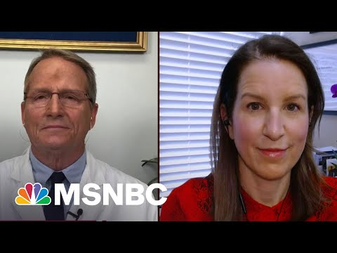 'People Are Stressed; They Are Anxious': The Mental Impact Of A Year In Quarantine | Morning Joe