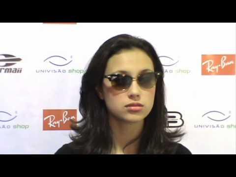 bcad1bd4a9 Óculos de Sol Ray-Ban Cathy Clubmaster RB4132 710 51 - 52 - YouTube