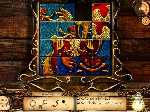 Lets Play Salem - Lost Chronicles Folge #003 - Der Park