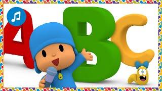 🎶🔤The A,B,C 🎶🔤 | Nursery Rhymes & Baby Songs - Pocoyo