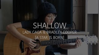 Baixar (A Star Is Born) Shallow - Lady Gaga, Bradley Cooper - Fingerstyle cover by Aommie
