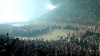 jay z kanye west make a circle again live bercy 18 06 12