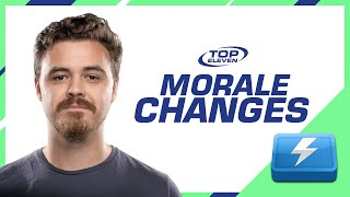 Morale  Changes | Top Eleven 2019