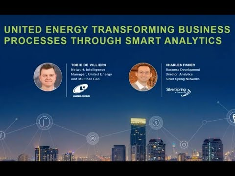 United Energy Transforming Business Processes Through Smart Analytics