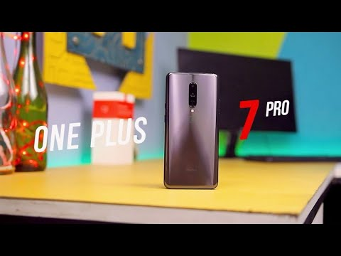 OnePlus 7 Pro Hands-on Review in Bangla