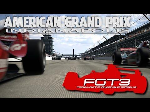 Formula GT Championship - American Grand Prix - Indianapolis (feat. GTWGP_Alex)