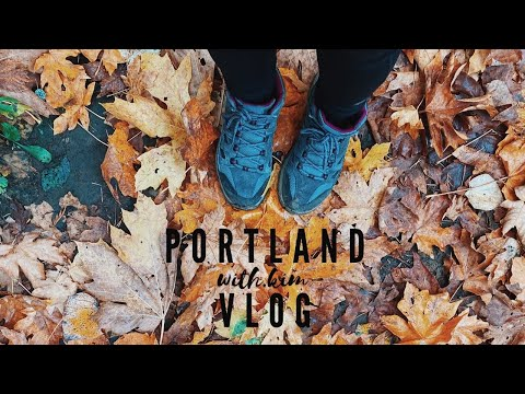 Portland Day Trip – Adidas Employer Store | with.kim vlog