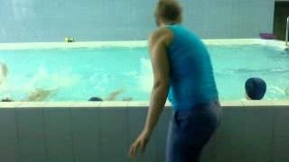 Уроки плавания для детей 5 лет