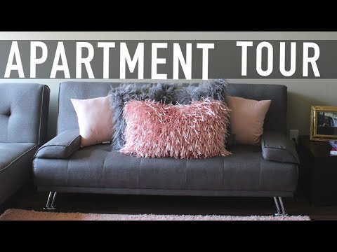 APARTMENT TOUR | Downtown Los Angeles