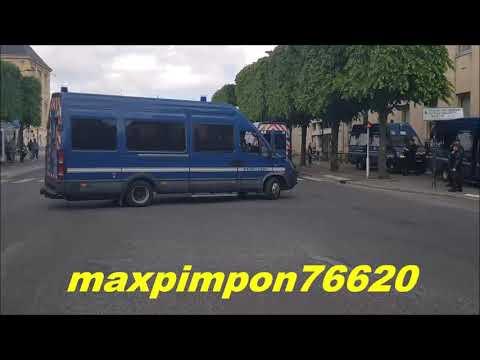 Véhicules Gendarmerie Mobile X2