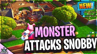 *NEW* POLAR PEAK MONSTER *ATTACKS* SNOBBY SHORES