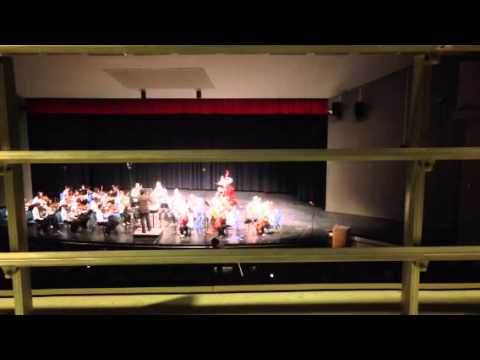 Frederick county Middle school concert