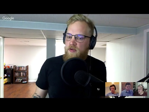 LaraChat Live - Episode 33 - Team Structures - Backend/Frontend/Designers